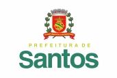 logotipo prefeitura de santos
