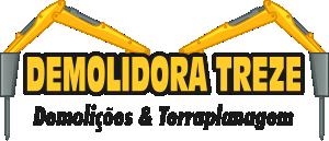 demolidora-treze-logotipo